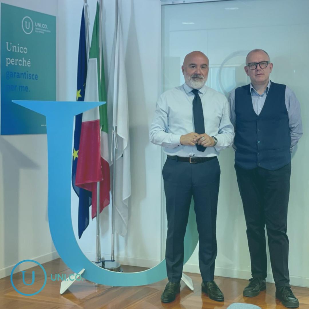 Uni.Co Confidi: Maurizio Paradisi confermato alla presidenza del Consiglio di Amministrazione